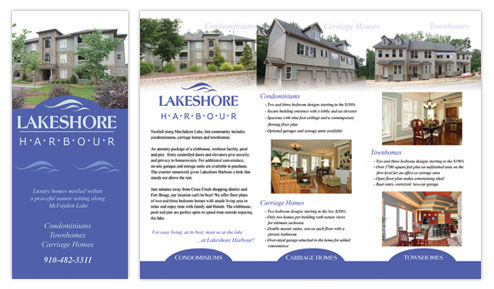 Brochure & Postcard Design - Professional Graphic Design, Houston