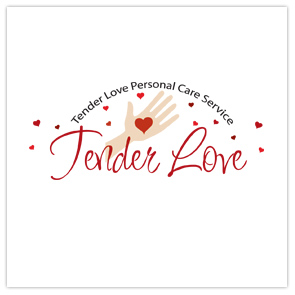 Logo design for elder care