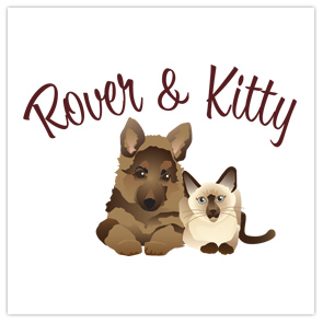 Logo for Pet Care Company