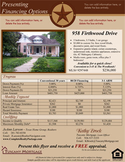 free mortgage flyer templates - download free software mortgage flyers templates