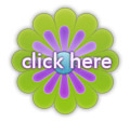 Green and Purple flower website button