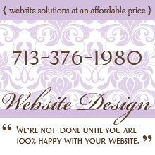 Affordable, Custom Website Design - illustrations, graphics, whimsical, professional