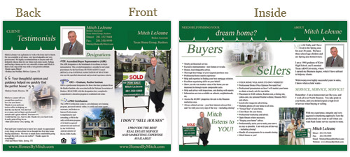 brochure postcard design professional graphic design houston texas